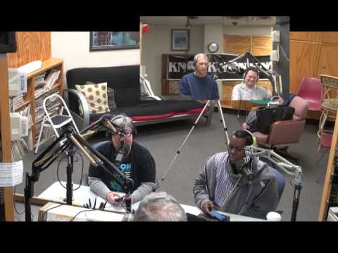 Knon 89.3, Lambda Weekly 2014.04.06 with Leslie Jordan,  Lerone, Pattie, & David Taffet