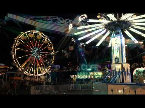 Top 10 Things to Do at Cheyenne Frontier Days - #8 Visit the Carnival Midway & Buckin' A Saloon