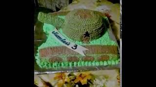 Торт Танк. БЗК крем