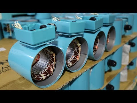 How Electric Motors Are Made_China Factory_Motor Equipment China