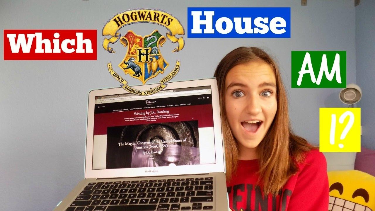 which hogwarts house am i youtube. Black Bedroom Furniture Sets. Home Design Ideas