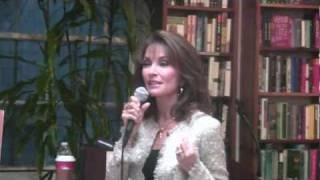 Cognacscorner Susan Lucci Interview at Book Revue in Huntington Long Island.mpg