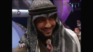 Muhammad Hassan vs The Undertaker SmackDown