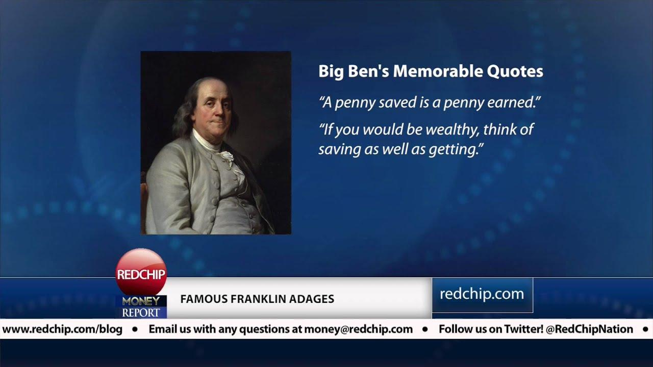 Poor Richard S Almanac By Benjamin Franklin Redchip Book Review April 27 2017