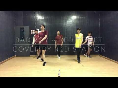 Red Station cover Red Velvet - Bad Boy