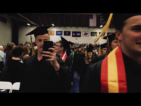 Saint Michael's College 2018 Commencement