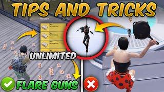 Tips & Tricks (PUBG MOBILE) Traverse - Insectoid Guide/Tutorial (Unlimited Flare Gun Glitch) screenshot 5