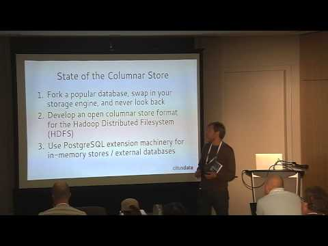 Columnar Store for PostgreSQL