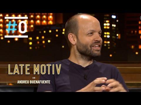 Late Motiv: Entrevista a Miguel Noguera #LateMotiv108 | #0