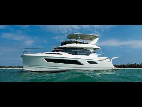 2017 Aquila 44 Power Catamaran For Sale at MarineMax St. Petersburg
