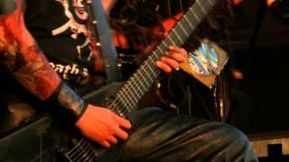 Watain Sworn To The Dark - Bloodstock 2012