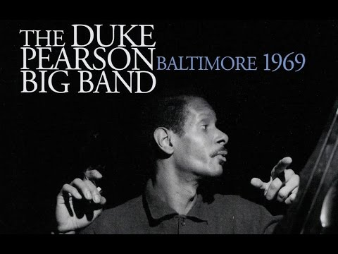 Duke Pearson Big Band - Straight Up and Down