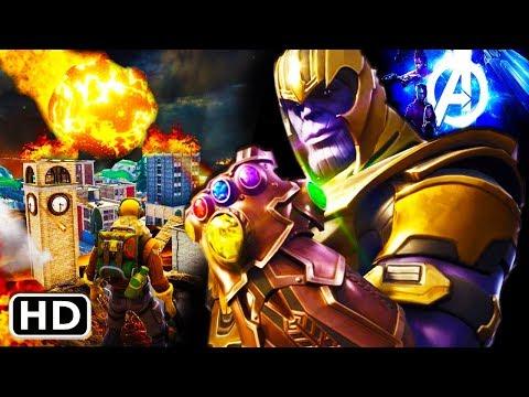 Fortnite: Avengers - Infinity War Movie (Official Trailer)