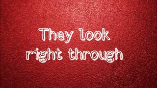 Storm Queen - Look right through (lyrics)