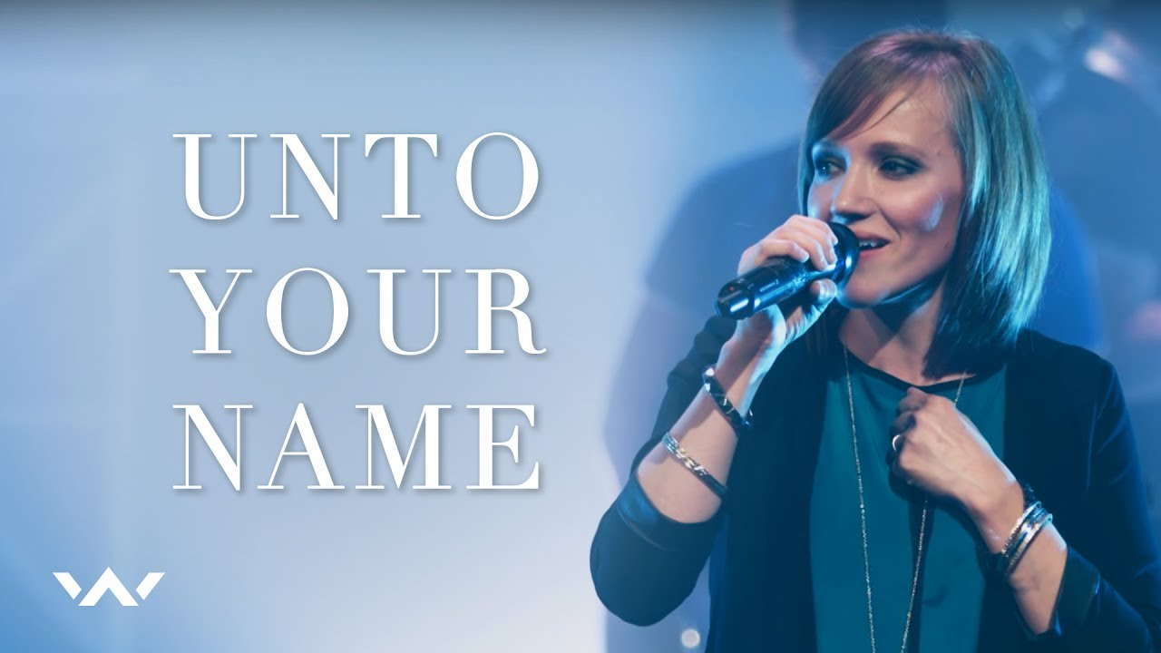 Unto Your Name | Live | Elevation Worship