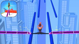 High Heels! - All Levels Gameplay Android iOS (1-8)