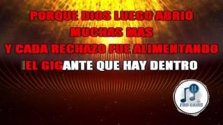 Tercer Cielo - No Estoy Solo - Karaoke HD