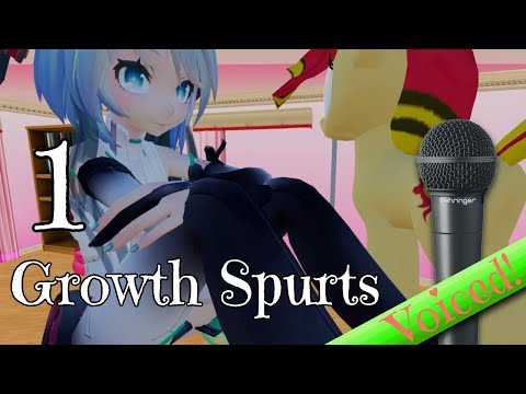 [Sizebox] Giantess Growth - Growth Spurts - Part 1 [VOICED]
