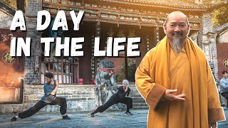 The Life of a Shaolin Monk