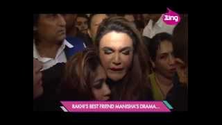 Rakhi Sawant - Controversy Queen yet again | Bollywood Life | HD