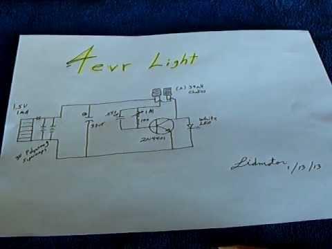 4evr Light--circuit Diagram