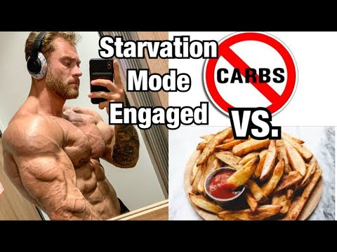 CONTEST PREP DIET FULL DAY OF EATING x2 | High Carb Day AND Low Carb Day