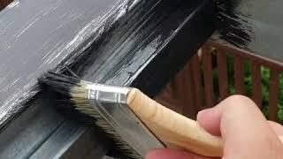 에어로젤(aero paint)페인트 아연각관 도장 1회…