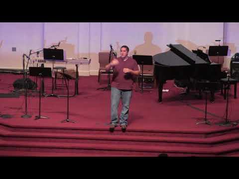 "Pastor Matt Hale; ""The Power of a Pleasing Aroma"" 7.30.2017"