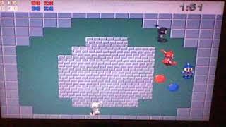 Atomic Bomberman (PC) Old Network Test Gameplay