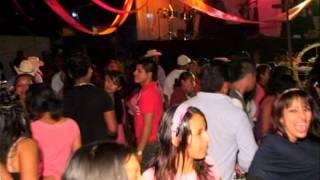 Los Dukus en los XVIII años de Liliana T   El Pozo Pantepec Puebla Video Tauro de Isidro 2