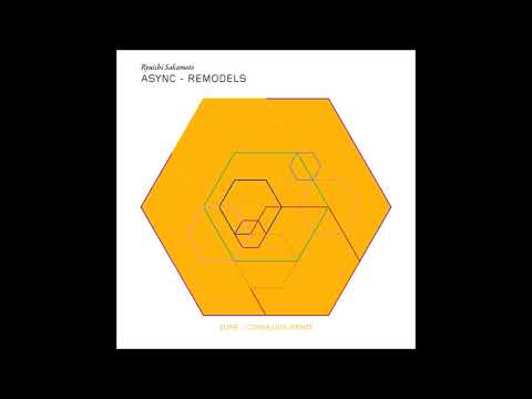 "Ryuichi Sakamoto - ""ZURE - Cornelius Remix"" (async Remodels)"