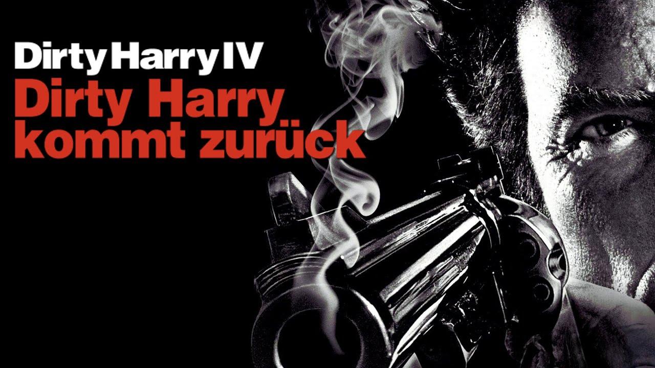 Dirty Harry 4 - Dirty Harry kommt zurück - Trailer SD deutsch