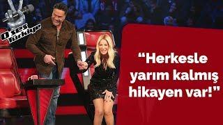 Beyaz'dan kahkaha boğan Seda Sayan yorumu | 29.Bölüm | O Ses Türkiye 2018