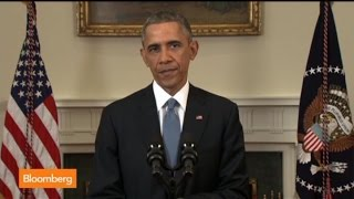 Obama: U.S. Ending `Outdated Approach' to Cuba