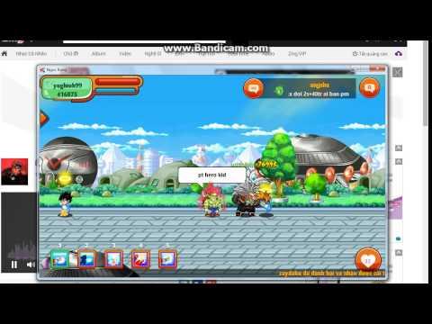 pt Hero Kid pk sân sau siêu thị  Ngọc rồng online :)))))