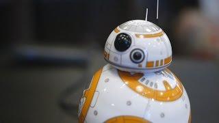 Sphero BB-8 — огляд керованої моделі робота з Зоряних Воєн