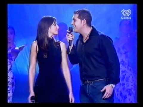 Manu Tenorio Y Nuria Fergo  (Quiéreme)  2003  TVG