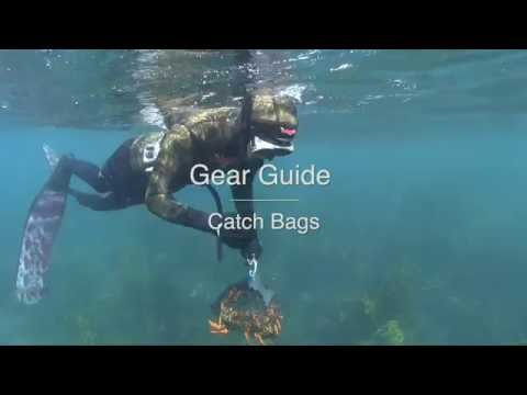 Catch Bags - Wettie TV- 'GEAR GUIDE'