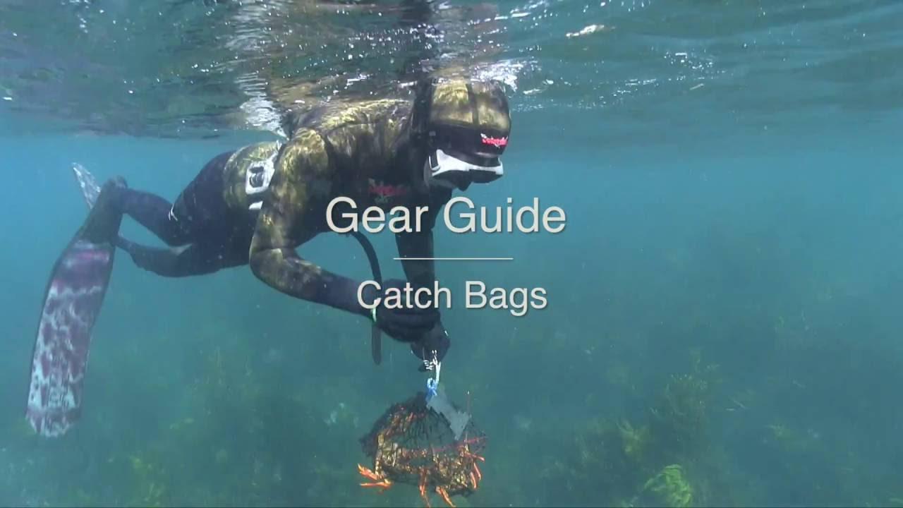 Catch Bags Wettie Tv Gear Guide
