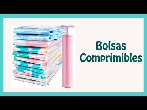 💎 Bolsas Comprimibles | Producto Viajero