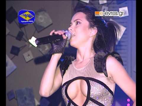 Exclusive Inna in Alexandroupolis, Greece @ Club DaVinci. Part 2.