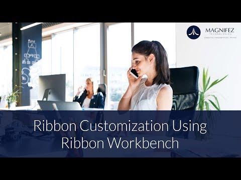 ribbon-customization-using-ribbon-workbench- -add-a-custom-button -dynamics-crm- -dynamics-365