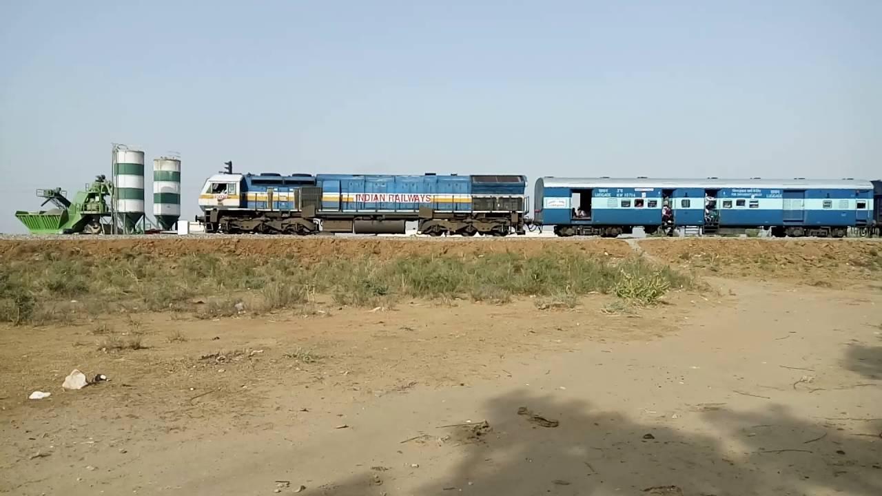 12465 Indore Jodhpur Ranthambore Express