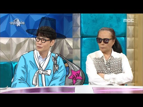[HOT] What is the story of Yoon Sang as a song and a judge?,라디오스타 20180718