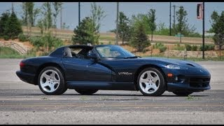 Dodge Viper RT/10 **SOLD** - Video Test Drive with Chris Moran - Supercar Network