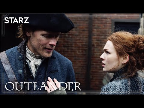 Outlander | Jamie And Brianna Meet | STARZ