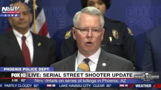 BREAKING: Phoenix Police Release New Details On Serial Street Shooter (FNN)