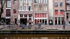 Covid-19: la crisi del quartiere a luci rosse di Amsterdam, prostitute senza sussidi