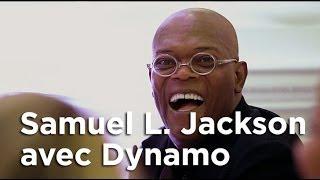 Samuel L. Jackson avec Dynamo