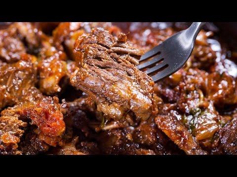 拿波里肉酱,大肉炖一起还能清爽不腻!
